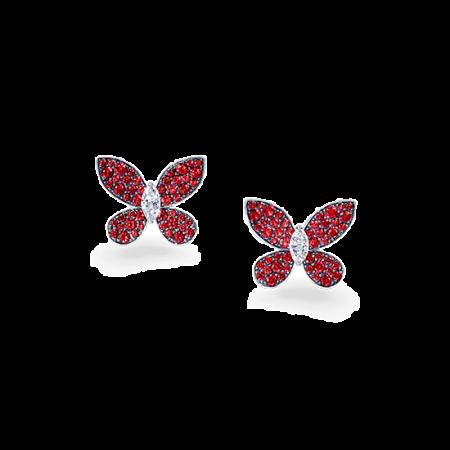 Серьги Graff — Butterfly  GE 26313