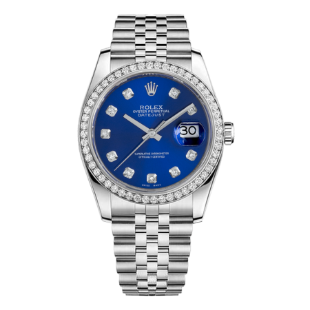 Часы Rolex DATEJUST 36MM тюнинг