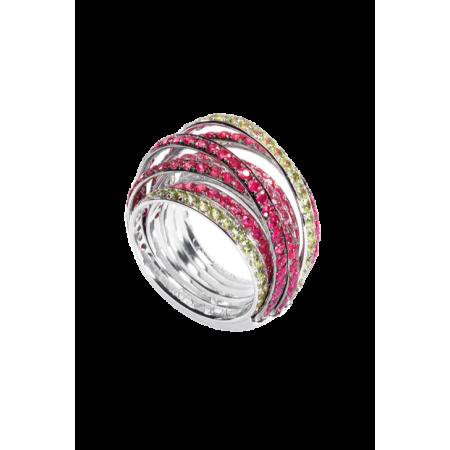 Кольцо De Grisogono  Allegra.