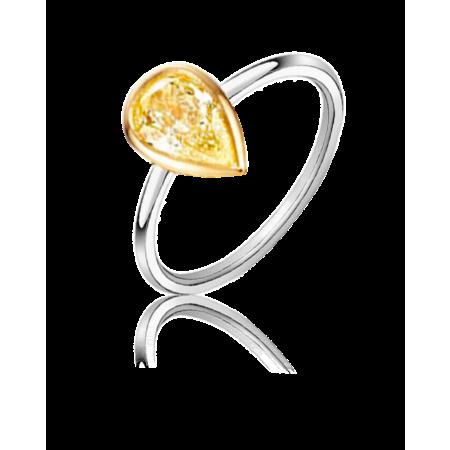 Кольцо Tiffany&Co. VINTAGE с бриллиантом 0 31ct.