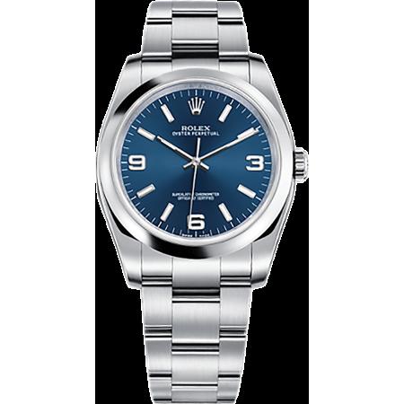 Часы Rolex  Oyster Perpetual 31mm Steel 177200 blaio