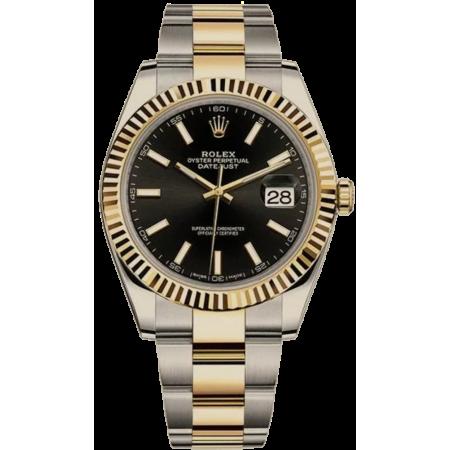 Часы Rolex Datejust 41mm Steel and Yellow Gold126333-0013