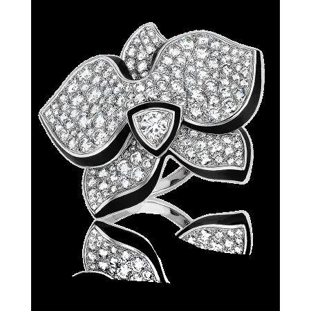 Кольцо Cartier  Caresse d Orchidées N4228553