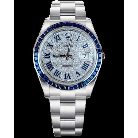 Часы Rolex Datejust 41mm 126300 Тюнинг
