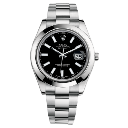 Часы Rolex Datejust II 41mm Steel 116300 bkio