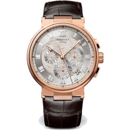 Часы Breguet MARINE 5527BR/12/9WV