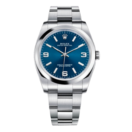 Rolex  Oyster Perpetual 36 mm Steel 116000-0002