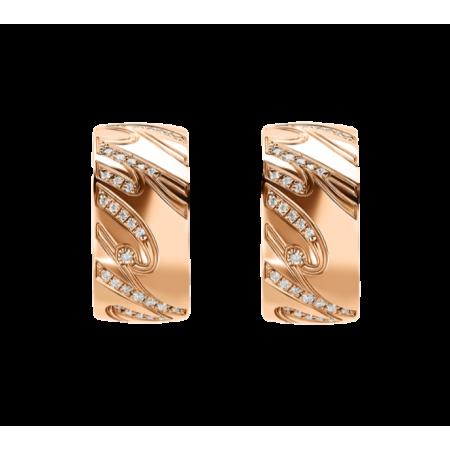 Серьги Chopard  Chopardissimo Diamond 837031-5002