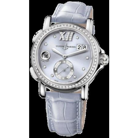 Часы Ulysse Nardin Classic Dual Time Ladies Small Seconds243-22B/30-07
