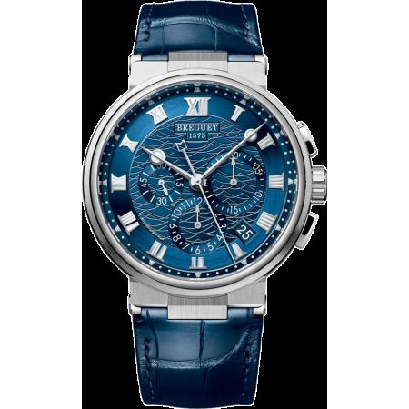 Часы Breguet Marine 5527BB Y2 9WV