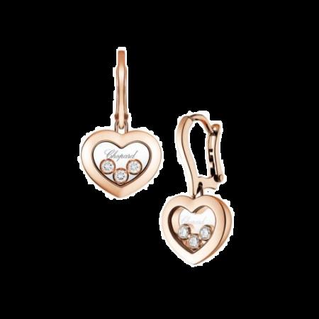 Серьги Chopard  HAPPY DIAMONDS ICONS 839203-5003