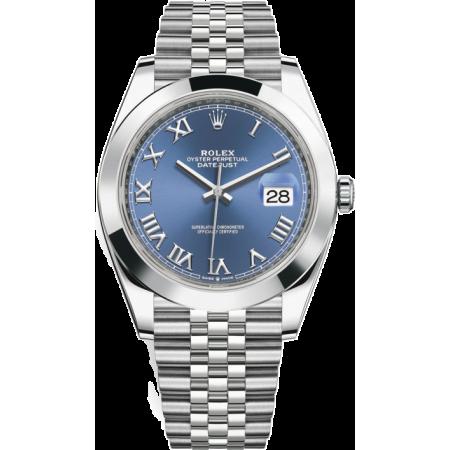 Часы Rolex DATEJUST 41MM STEEL