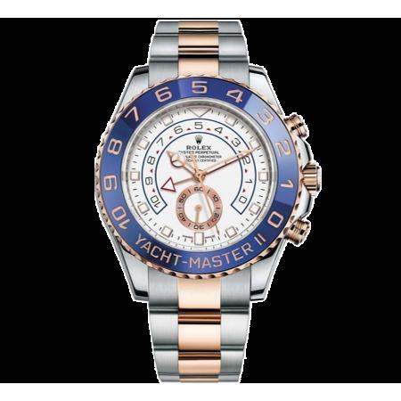 Часы Rolex Yacht-Master II 44mm Steel and Everose Gold 116681-0002