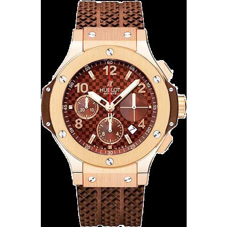 Часы Hublot  Big Bang 44mm Cappuccino Gold 301.PC.1007.RX