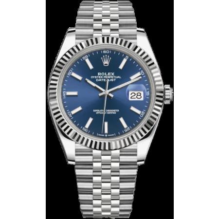 Часы Rolex Datejust 36mm Steel and White Gold126234-0017