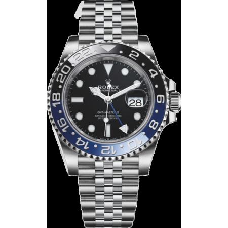 Часы Rolex GMT Master II Stainless Steel  BLNR  Jubilee