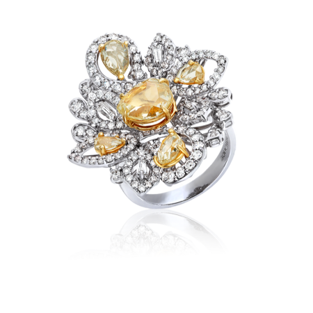 Кольцо Boucheron Ring