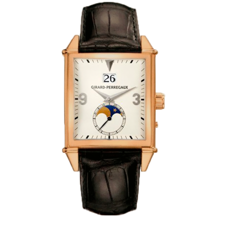 Часы Girard-Perregaux VINTAGE 1945KING SIZE LARGE DATE MOON PHASES