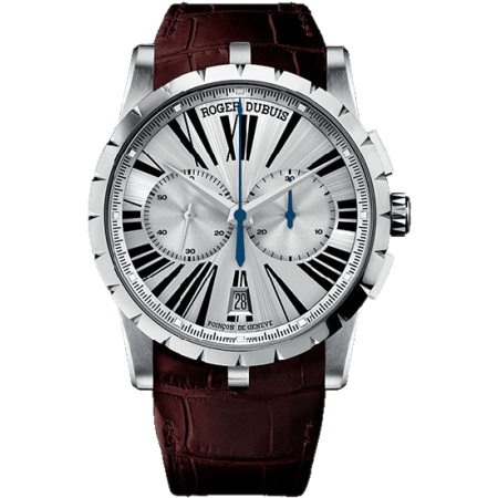 Часы Roger Dubuis Excalibur Chronograph 42 mm RDDBEX0388