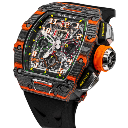 Часы Richard Mille RM 11 03 McLaren Automatic Flyback Chronograph