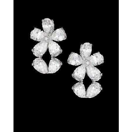 Серьги Mercury  Flower  ME18723/WG/FL1.50