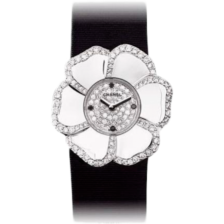 Часы Chanel Jewellery Collection Camelia H1190