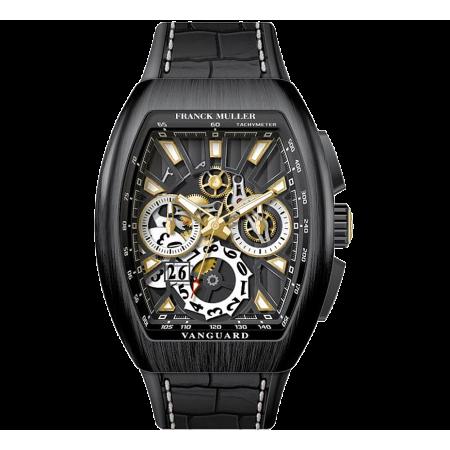 Часы Franck Muller Vanguard Chronograph Grande Date