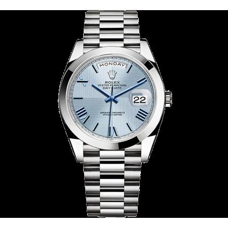 Rolex Day-Date 40 mm Platinum 228206-0001