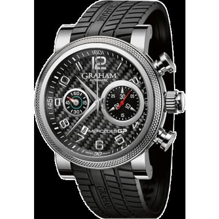 Часы Graham Petronas Mercedes GP Trackmaster 2MEAS B01A