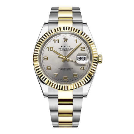 Часы Rolex Datejust 36mm Steel and Yellow Gold 116233
