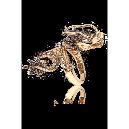 Кольцо Dragon