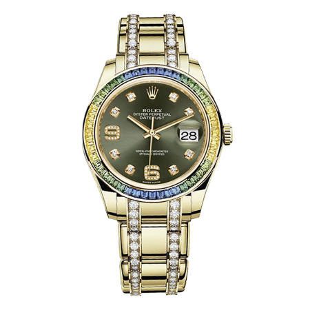 Rolex Datejust Ladies Pearlmaster 39 mm