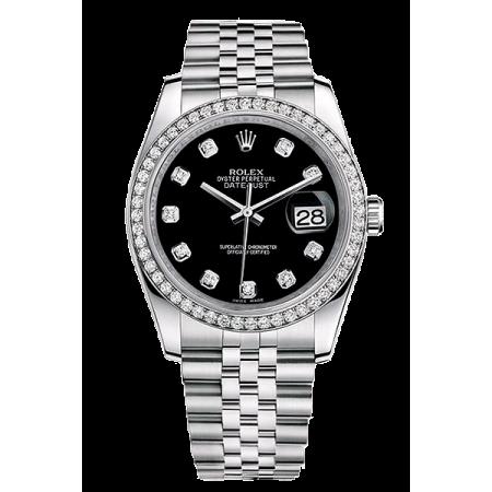 Часы Rolex DATEJUST 36MM STEEL AND WHITE GOLD