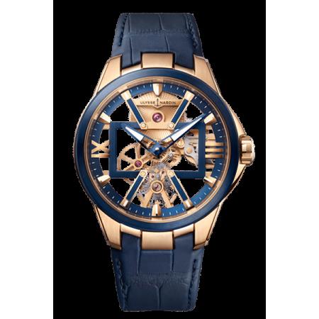 Часы Ulysse Nardin EXECUTIVE SKELETON X