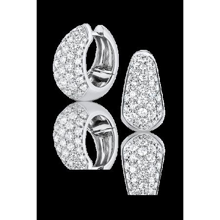 Серьги Picchiotti  с бриллиантами