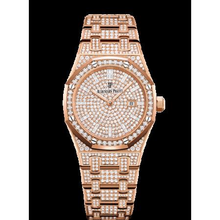 Часы AUDEMARS PIGUET Royal Oak Quartz Gold 67652OR ZZ 1265OR 01