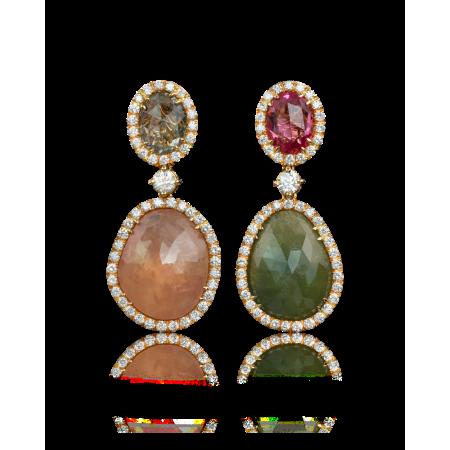 Серьги Je T aime Jewelry
