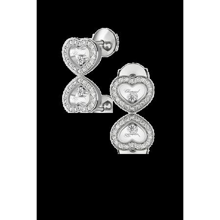 Серьги Chopard HAPPY DIAMONDS ICONS EAR PINS арт 832936 1001
