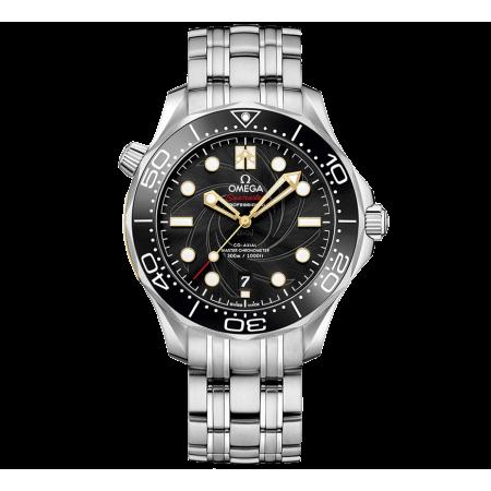 Часы Omega Seamaster Diver 300M On Her Majesty's Secret Service 50th Anniversary 210 22 42 20 01 004