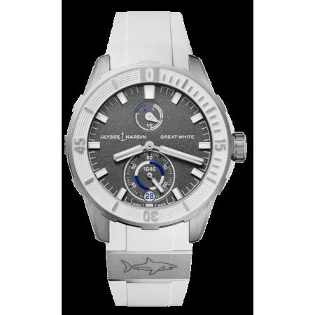 Часы Ulysse Nardin Diver Chronometer 441183-170LE-3/90-GW
