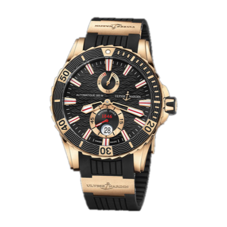 Часы Ulysse Nardin Diver Marine Rose Gold