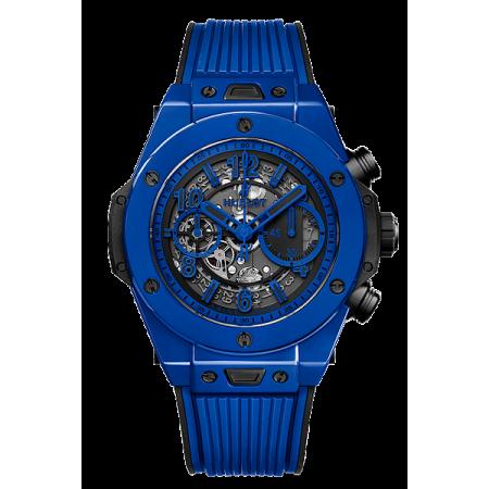 Часы Hublot BIG BANG UNICO BLUE MAGIC