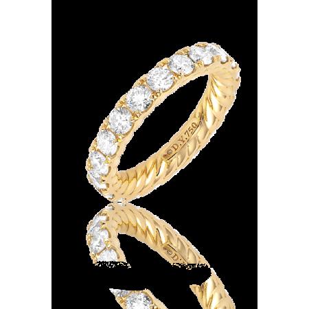 Кольцо с бриллиантом David Yurman Dy Eden кольцо с бриллиантами WR3074 88ADI