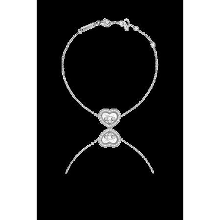 Браслет Chopard HAPPY DIAMONDS ICONS