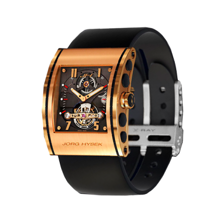Hysek Haute Horlogerie X-Ray X-Ray Rose Gold