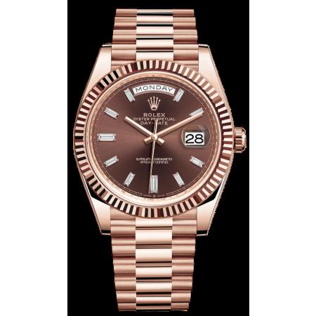 Часы Rolex Day-Date 40 mm Everose Gold228235-0003
