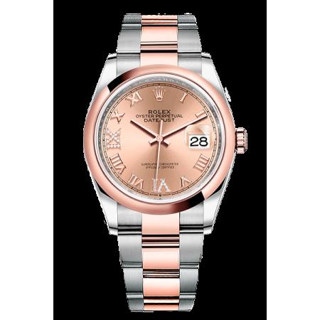 Часы Rolex Datejust Datejust 36mm Steel and Everose Gold