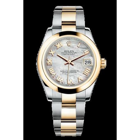 Часы Rolex Datejust 31mm Steel and Yellow Gold 178243 0005