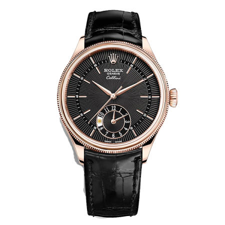Часы Rolex Cellini Dual Time Everose Gold
