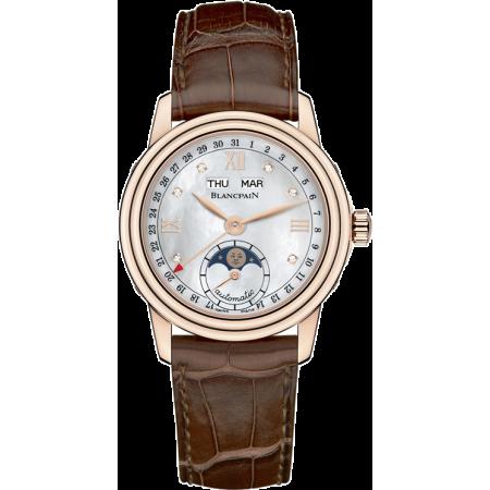 Часы Blancpain Women Quantième Complet